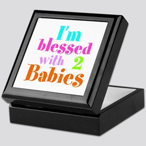 Personalizable, I'm blessed Keepsake Box