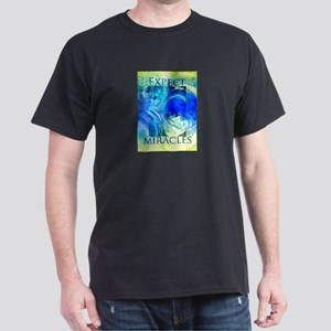 Expect Miracles Art T-Shirt