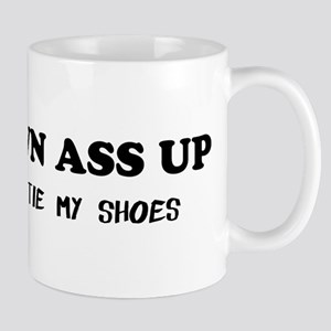face down ass up Mugs