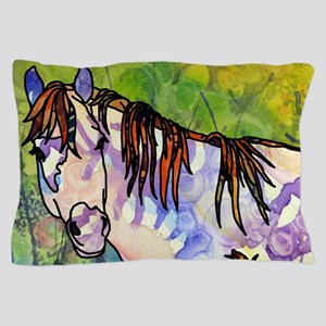 Painted Horse Pillow Case
