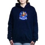 VP-2 Women's Hooded Sweatshirt