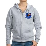 VP-2 Women's Zip Hoodie