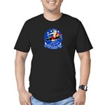 VP-2 Men's Fitted T-Shirt (dark)