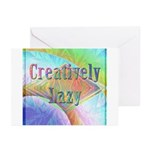 Creatively Lazy Greeting Cards
