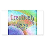 Creatively Lazy Sticker