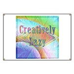Creatively Lazy Banner