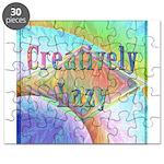 Creatively Lazy Puzzle