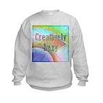 Creatively Lazy Sweatshirt