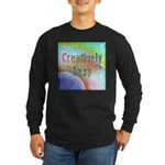 Creatively Lazy Long Sleeve T-Shirt