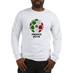 Mexico World Cup 2014 Long Sleeve T-Shirt