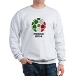 Mexico World Cup 2014 Sweatshirt
