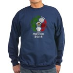 Mexico World Cup 2014 Sweatshirt (dark)