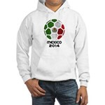 Mexico World Cup 2014 Hooded Sweatshirt