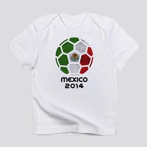 Mexico World Cup 2014 Infant T-Shirt