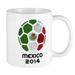 Mexico World Cup 2014 Mug