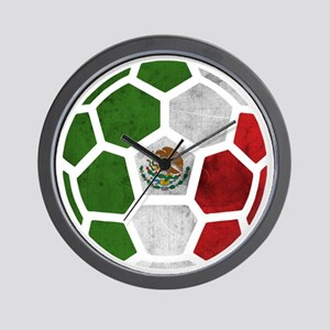 Mexico World Cup 2014 Wall Clock