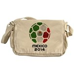 Mexico World Cup 2014 Messenger Bag