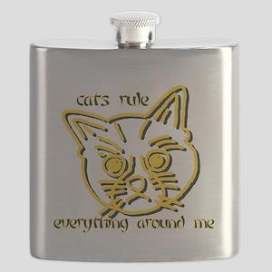 Catcream Flask