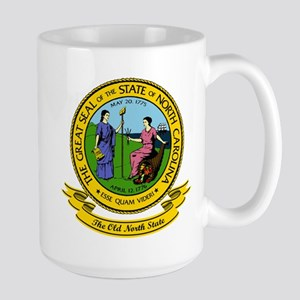 North Carolina Seal Mugs