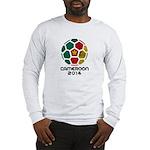 Cameroon World Cup 2014 Long Sleeve T-Shirt
