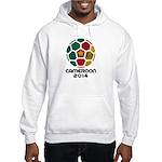 Cameroon World Cup 2014 Hooded Sweatshirt