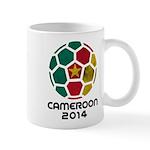 Cameroon World Cup 2014 Mug