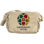 Cameroon World Cup 2014 Messenger Bag