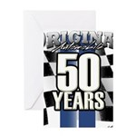50 Anniversary Greeting Cards