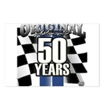 50 Anniversary Postcards (Package of 8)