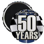 50 Anniversary Magnets