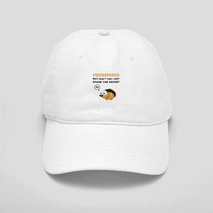 Hedgehog Share Baseball Cap
