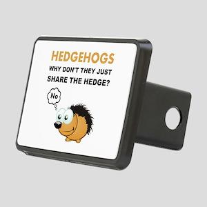 Hedgehog Share Hitch Cover