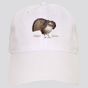 Strutting Grouse Cap