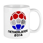 Netherlands World Cup 2014 Mug