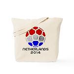 Netherlands World Cup 2014 Tote Bag