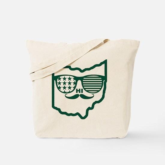 Cute Ohio bobcats Tote Bag