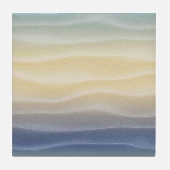 Sand Dunes Tile Coaster