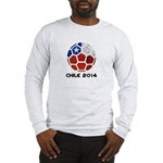 Chile World Cup 2014 Long Sleeve T-Shirt