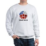 Chile World Cup 2014 Sweatshirt