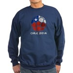 Chile World Cup 2014 Sweatshirt (dark)