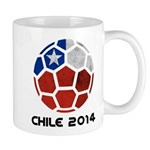 Chile World Cup 2014 Mug
