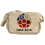 Chile World Cup 2014 Messenger Bag