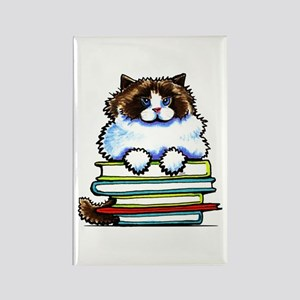 Ragdoll Cat Books Magnets