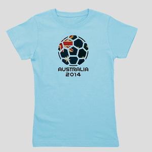 Australia World Cup 2014 Girl's Tee