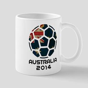 Australia World Cup 2014 Mug