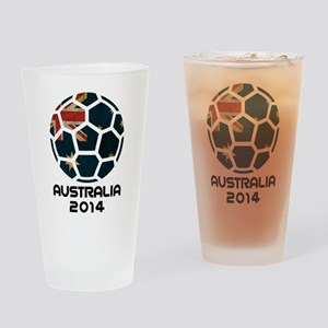 Australia World Cup 2014 Drinking Glass