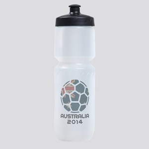 Australia World Cup 2014 Sports Bottle