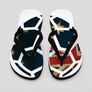 Australia World Cup 2014 Flip Flops