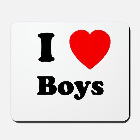 Boys Mousepad