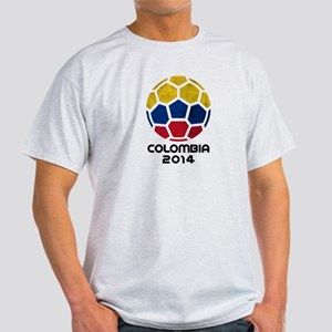 Colombia World Cup 2014 Light T-Shirt